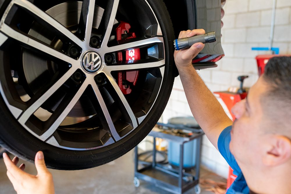 Wheel alignment and repairs